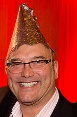 Gregg Wallace at Christmas