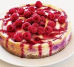 Delicious cheesecake recipe. Photo courtesy of bbc.co.uk