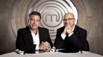 Gregg Wallace and John Torode Masterchef UK 2012